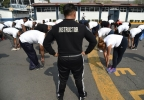 Mexico pays portly cops to slim down