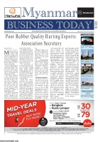 Myanmar Business Today Journal