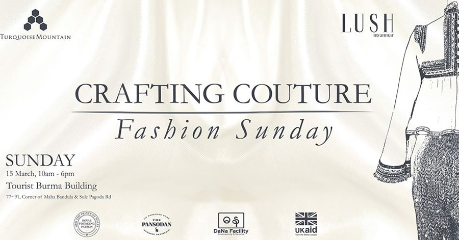 Crafting Couture - Fashion Sunday