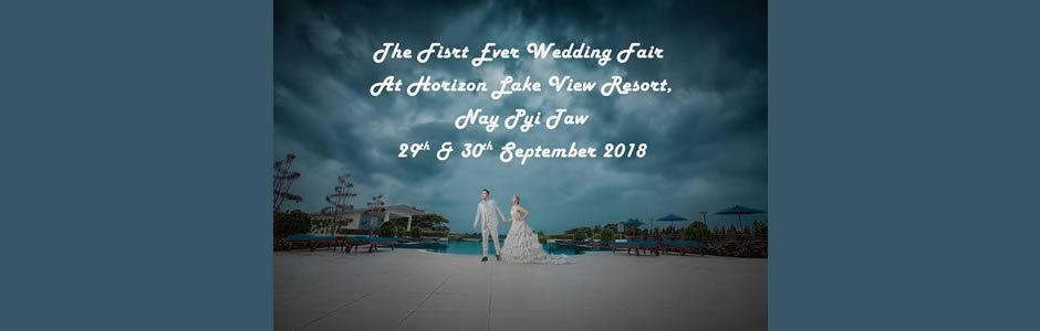 The First Ever Wedding Show