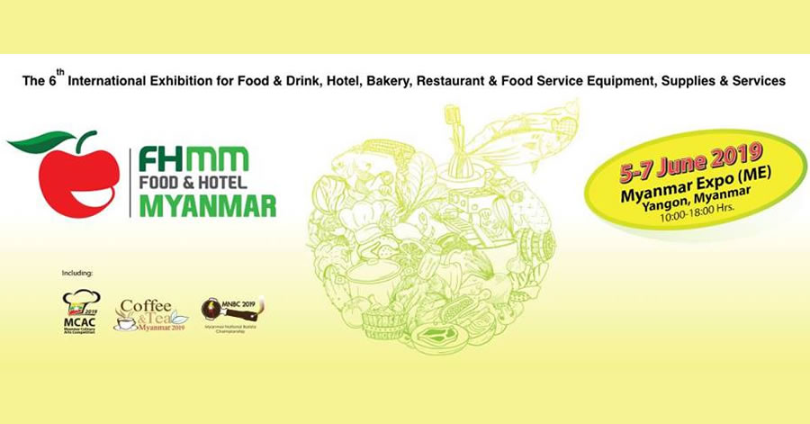 Food and Hotel Myanmar 2019