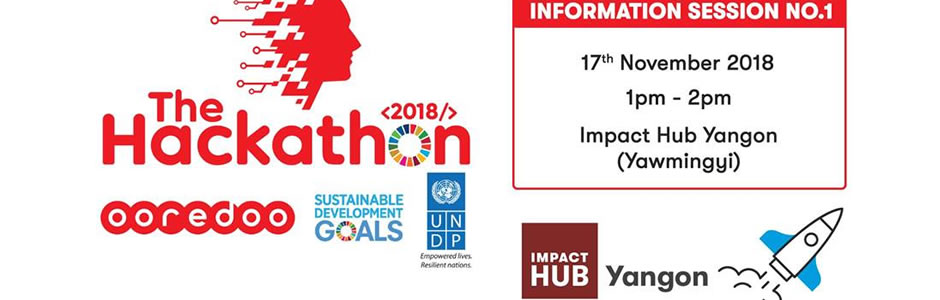 The Hackathon 2018: Information Session No.1