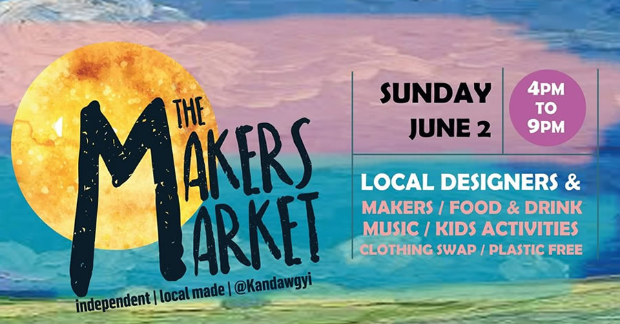 The Makers Market #6