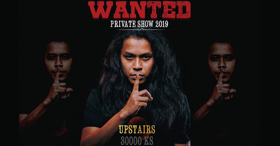 WANTED Private Show 2019