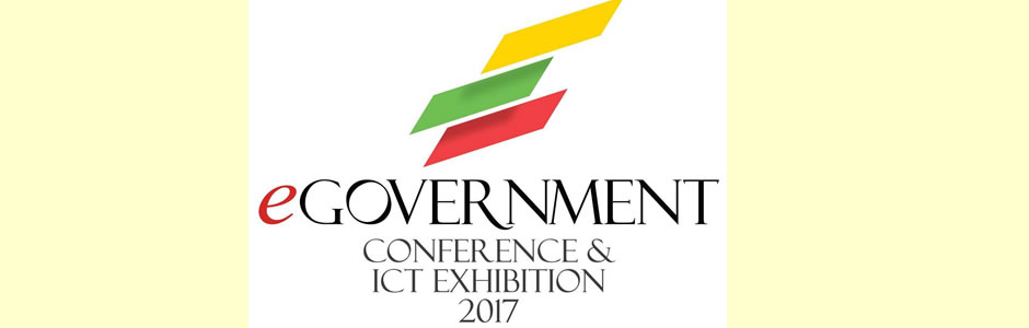 e-Government Conference and ICT Exhibition 2017