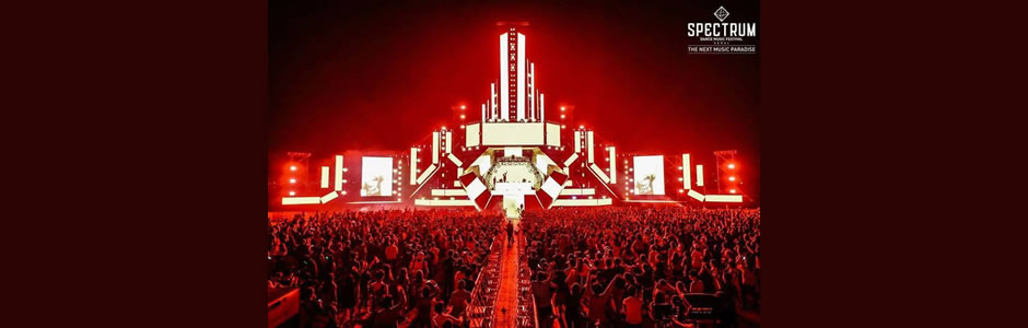 EDM Festival and Party In Myanmar 2018