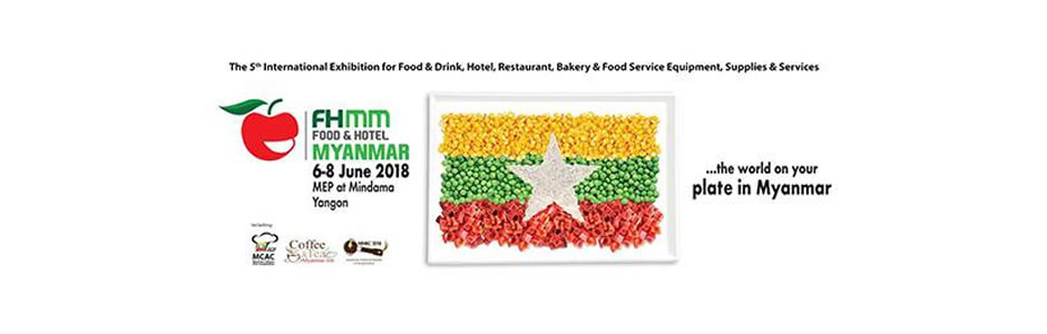 Food and Hotel Myanmar 2018