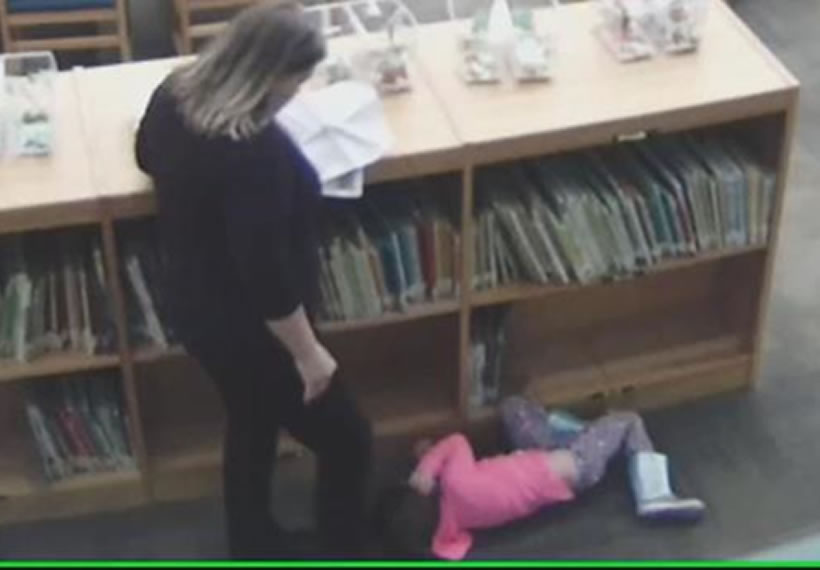 Kansas teacher caught on camera kicking 5-year-old is fired from job