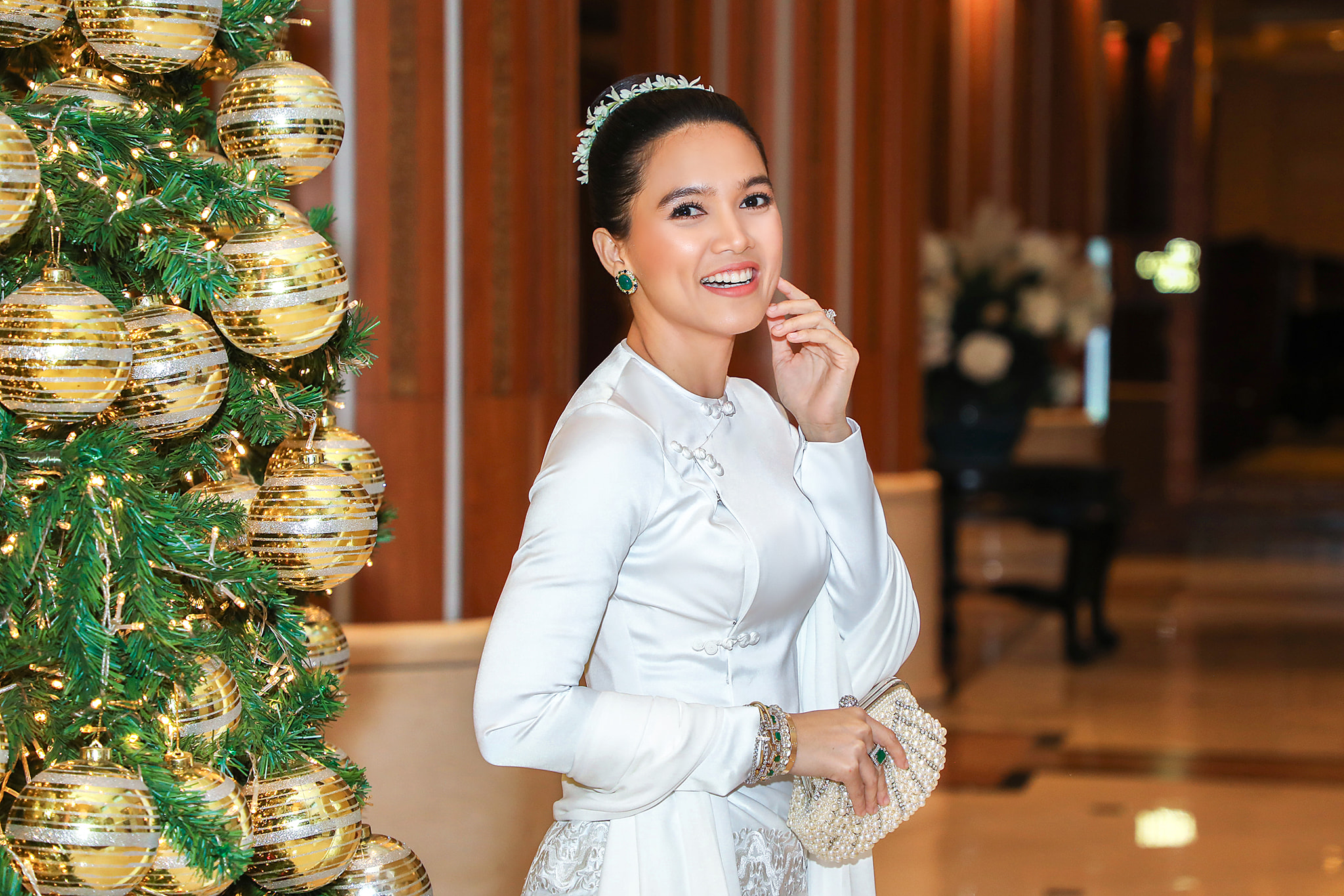 View of Actress Aye Myat Thu on who gets success with social media platforms