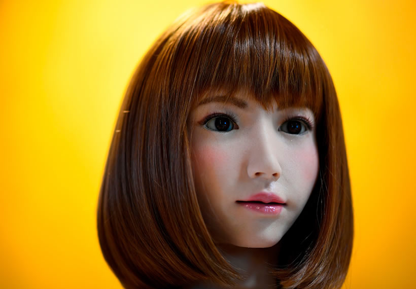 Robot Named Erica Cast as Lead Actress in Movie: