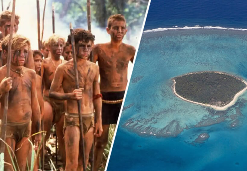 Six Boys Survived Being Shipwrecked For 15 Months After