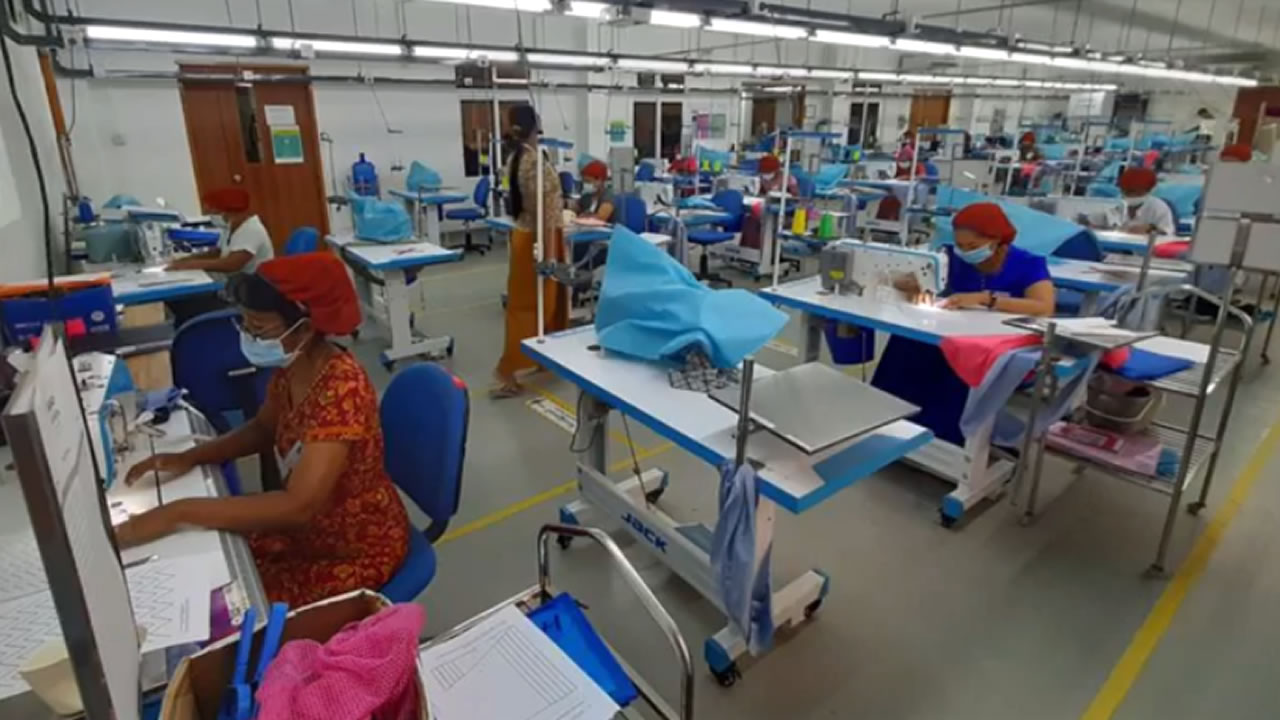 EU will give training to the garment workers who lost job in Covid epidemic period