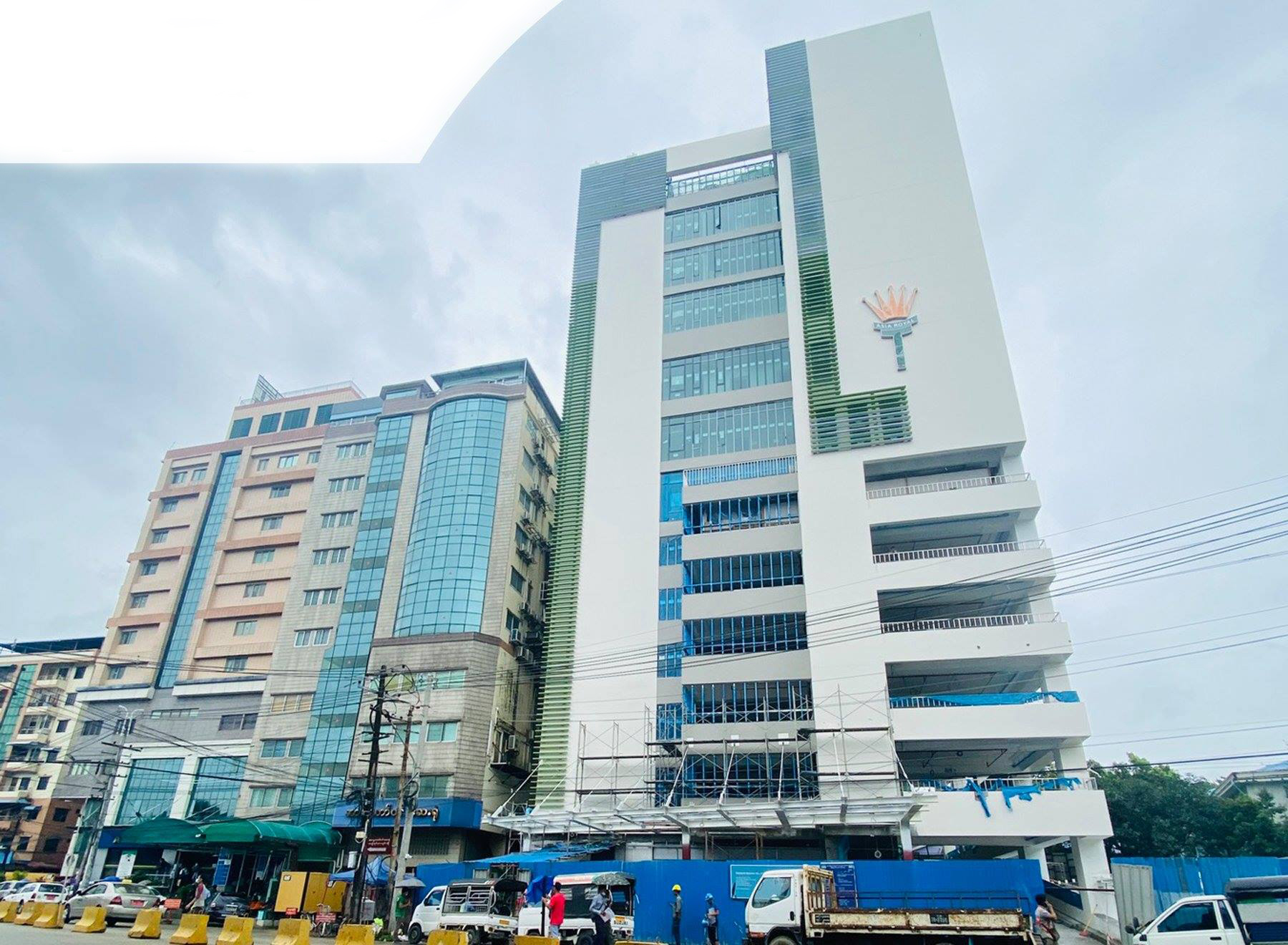 Covid-19 Patients will be cured at Asia Taw Win Private Hospital