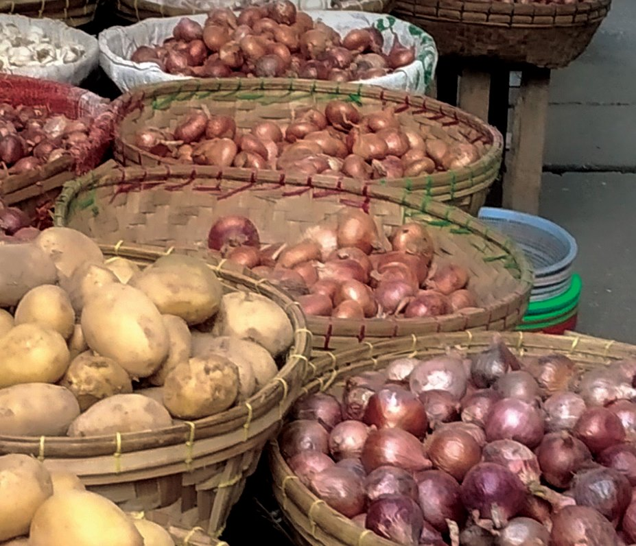 Onion Prices are up after it has been dropped for 4 months