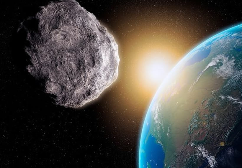 Asteroid 'taller than Empire State Building' rocketing towards Earth at 11,200mph