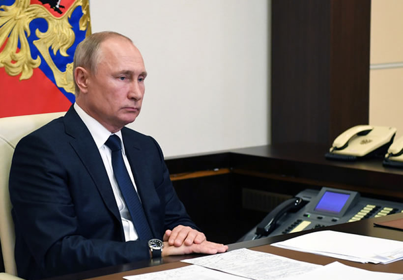 Nationwide vote on Russian constitutional changes to be held on July 1 Putin