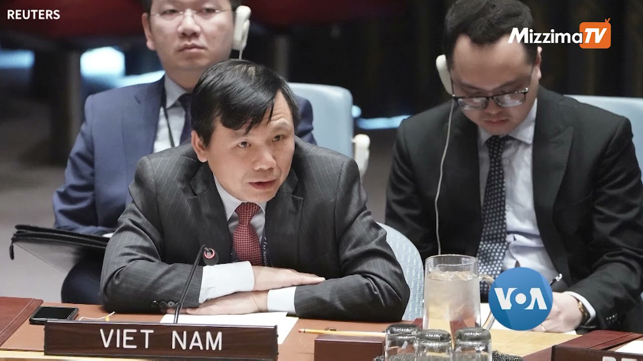 China warned not to involved in Myanmar local issues