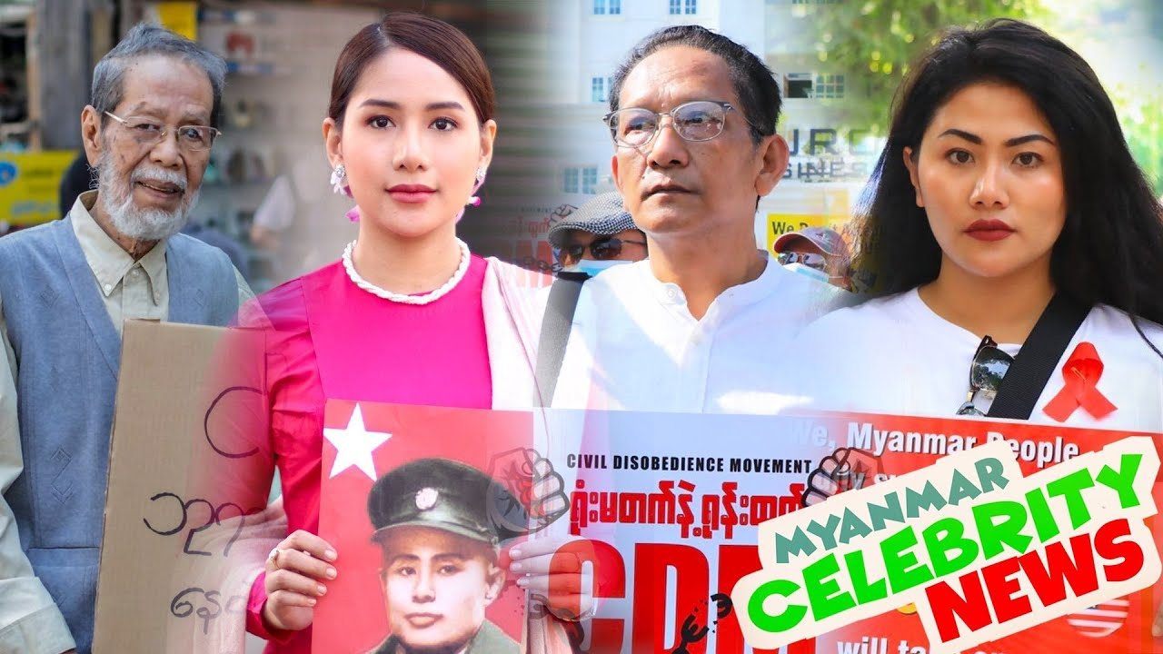Protest of Actor and Actress in movement of CDM