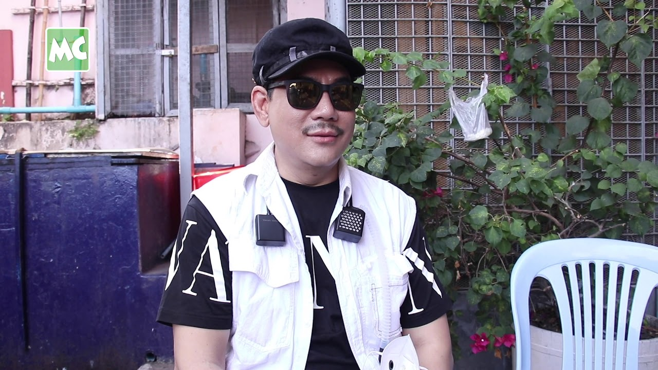 Actor Yan Aung said we all lost our future