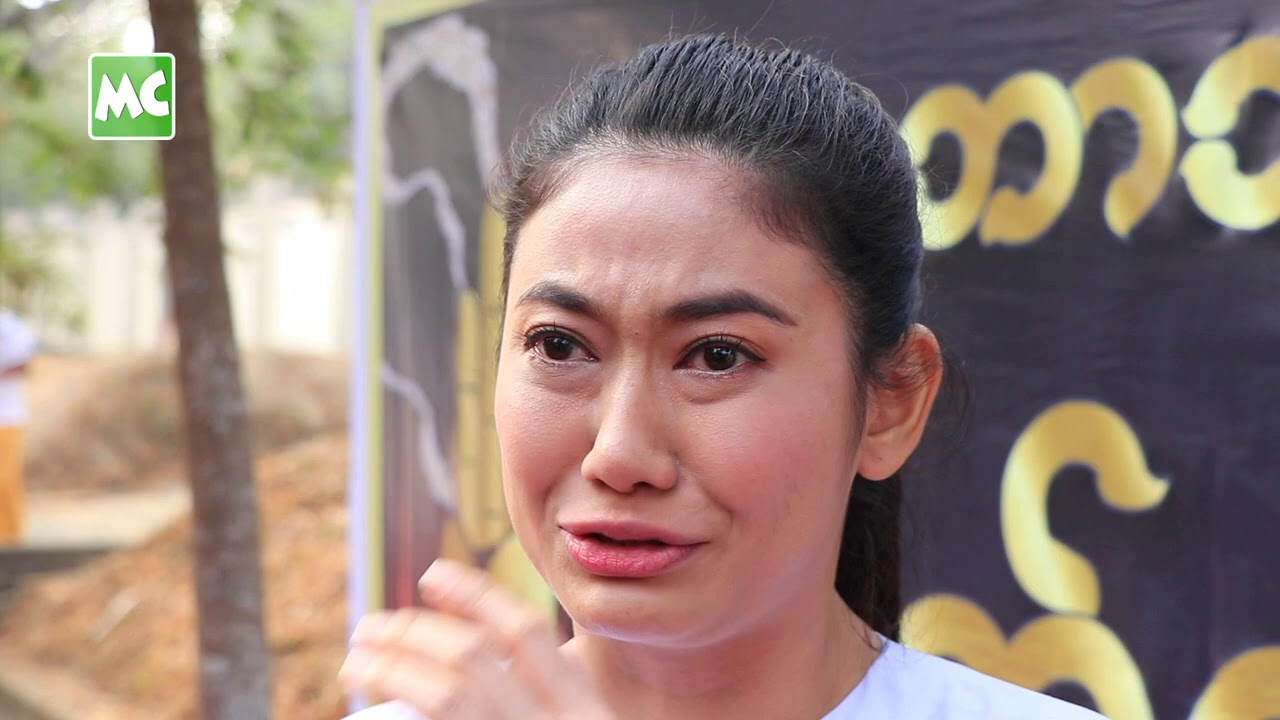 Thin Zaw teared for who killed in the protest