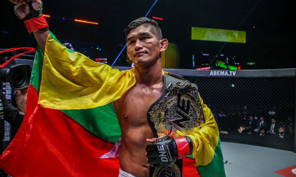 Aung La N Seng next middle weight match presented by ONE Championship on coming September