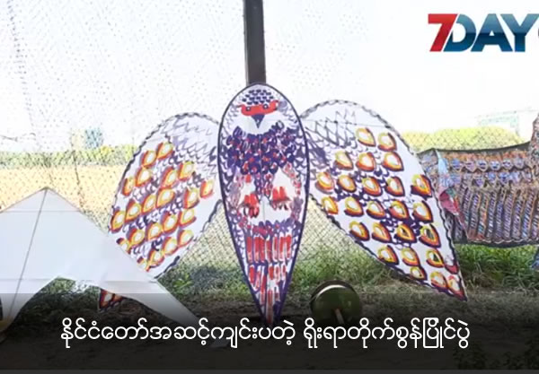 National petitioners kite competitions held
