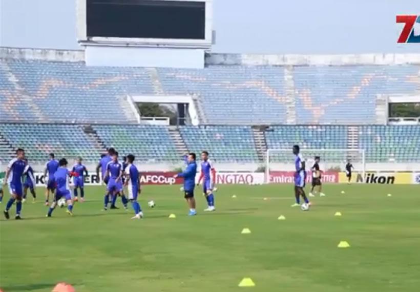 Hochimin CIty is ready to play Yangon United