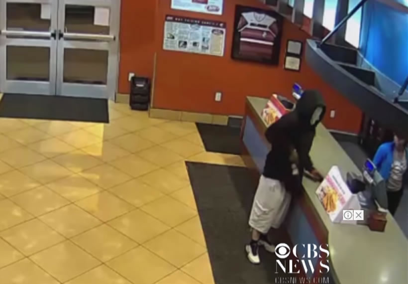 Married cops out on date night stop a robbery