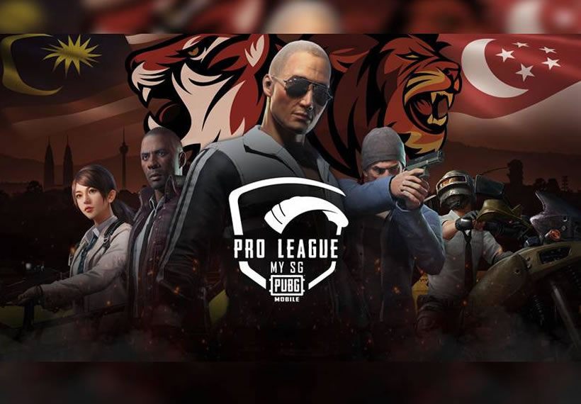 24 PUBG Mobile teams from Malaysia and Singapore will battle for US Dollar 150000