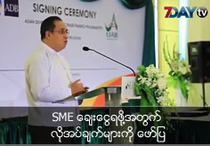 Describe the requirements to get SME loan