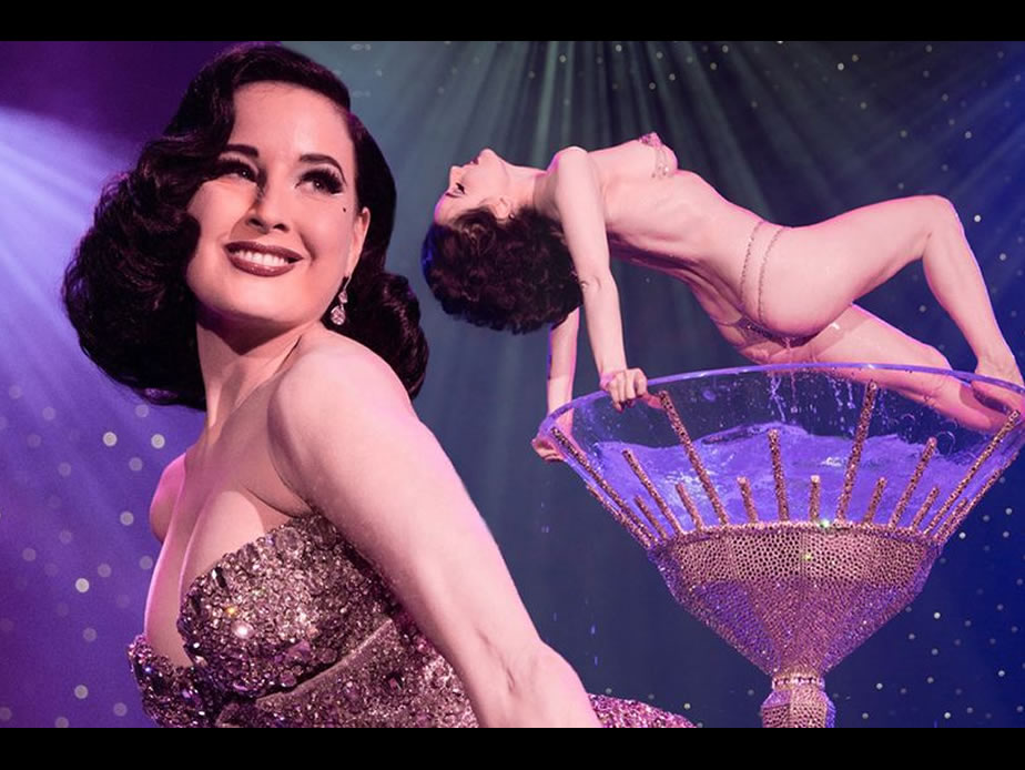 Dita Von Teese reveals secrets to being confident and looking sexy as she gushes over low-key romance she keeps out of limelight