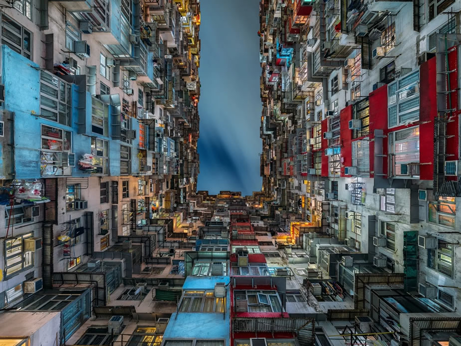 The beauty of urban Hong Kong through the lens of photographer Peter Stewart