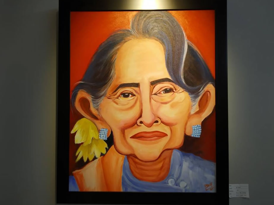 THIRD CARICATURE ART Exhibition