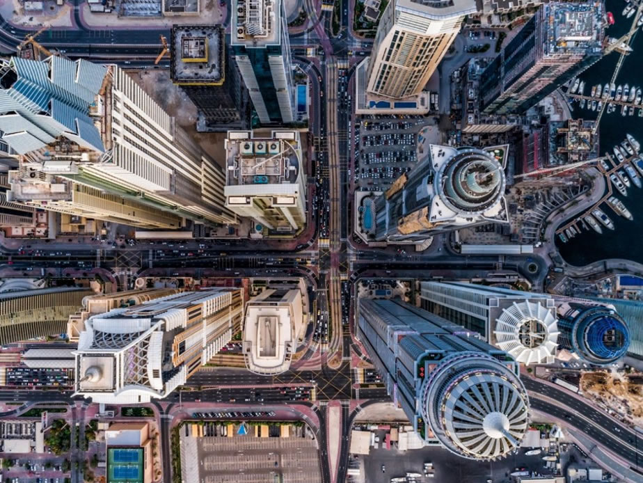 Top 20 drone photos of the year