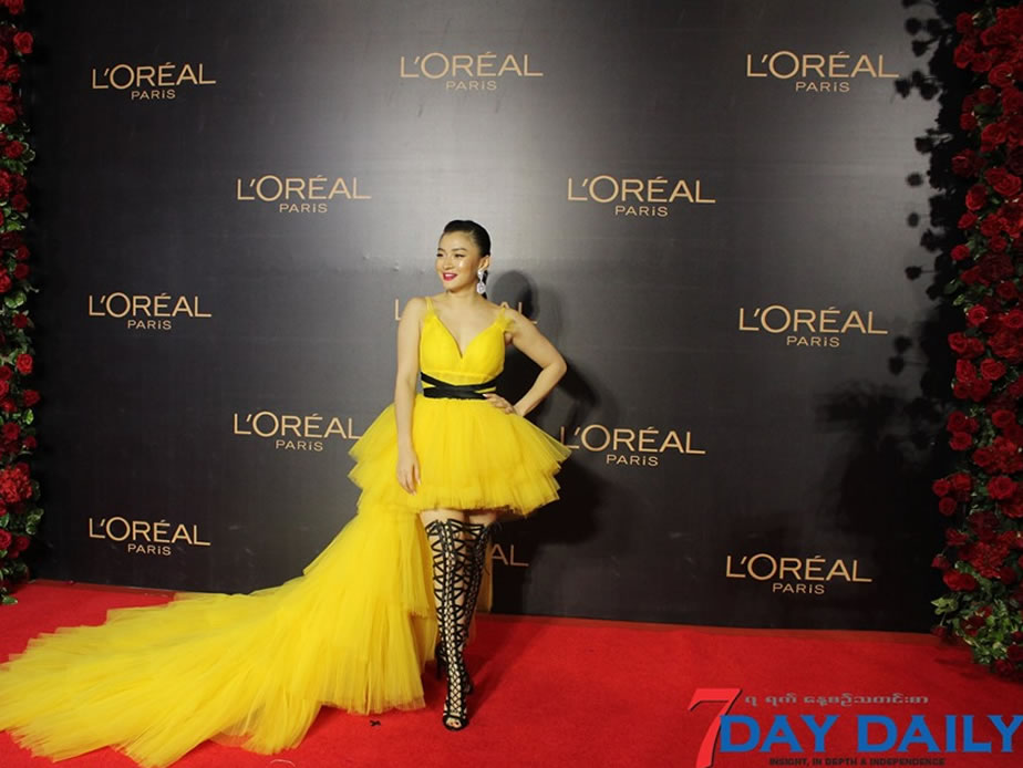 L'OREAL Paris Red Carpet Ceremony