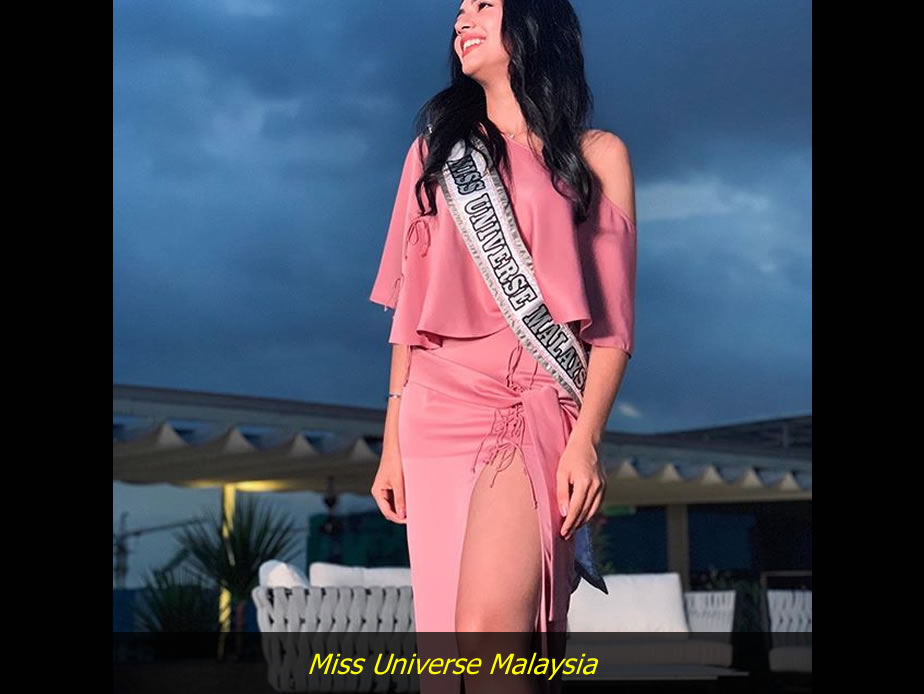 Miss Universe 2019 national costumes
