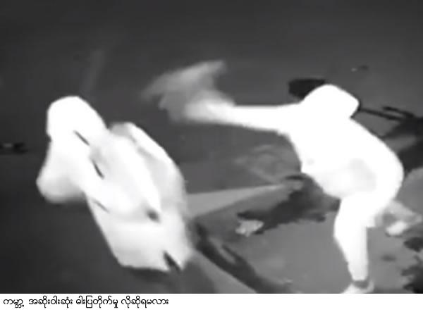 Is this the world's worst attempted robbery?